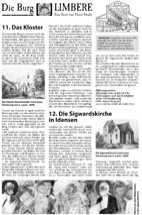 Geschichte der Burg Limbere Teil 6