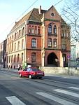 Erstes Rathaus Linden