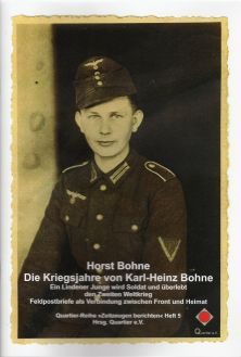 Die Kriegsjahre von Karl-Heinz Bohne