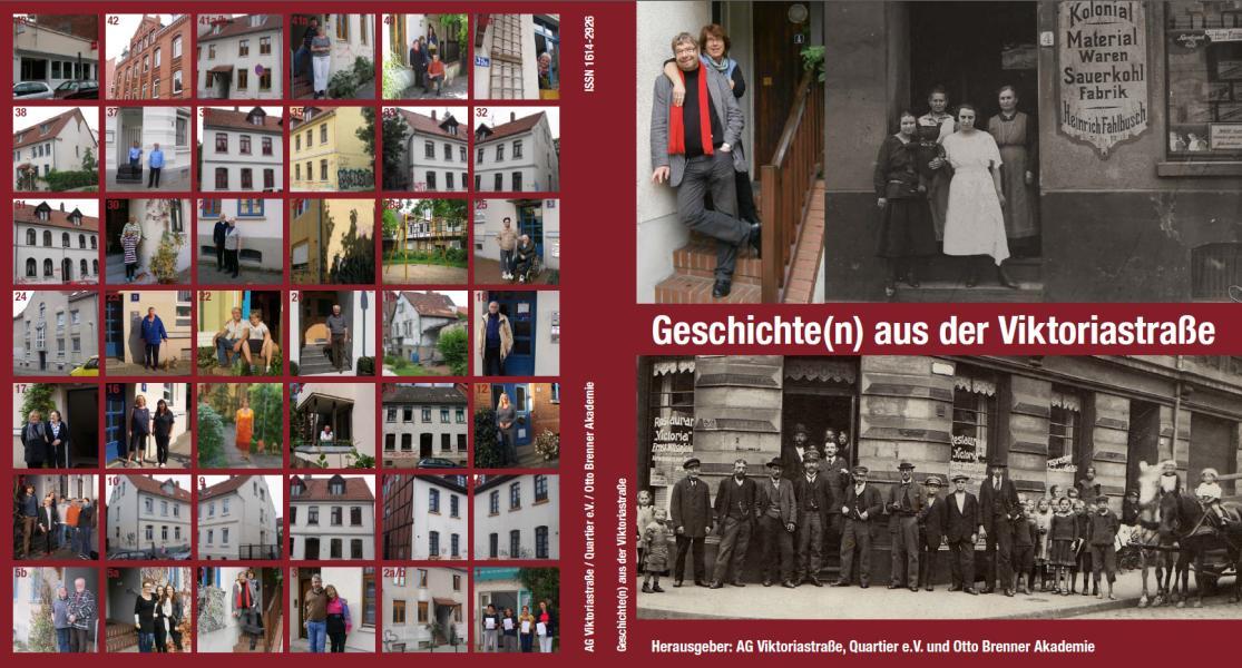 Buchprojekt: AG Viktoriastraße: Geschichte(n) aus Linden