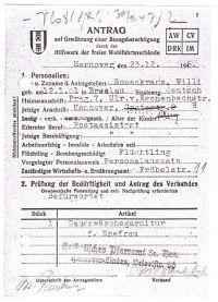 Behördenanträge ©KirchenarchivSt.BennoLinden