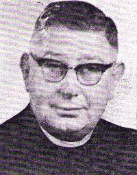 Otto Bank (Pastor Bank) um 1968 ©Archivfoto(UnbekannteQuelle)