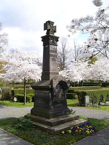 Denkmal für die Gefallenen des Krieges 1870/71