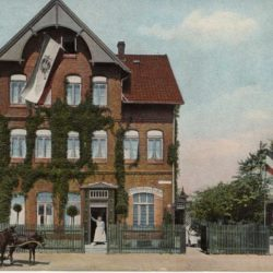 Schützenhaus Linden 1922 Wilhelm Brodrick