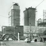 Heizkraftwerk im Bau
