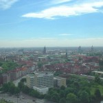 Blick Richtung Hannover