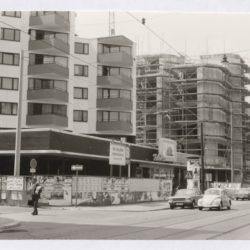 Die frühere Lindener Fannystraße mit ihren legendären Butjerfesten