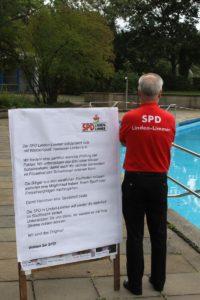 SPD Linden-Limmer geht baden