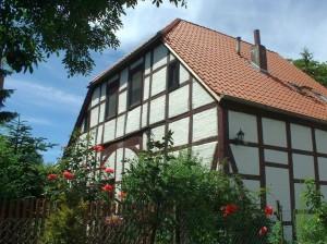 Fachwerkhaus von 1698