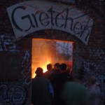 Osterfeuer bei Faust