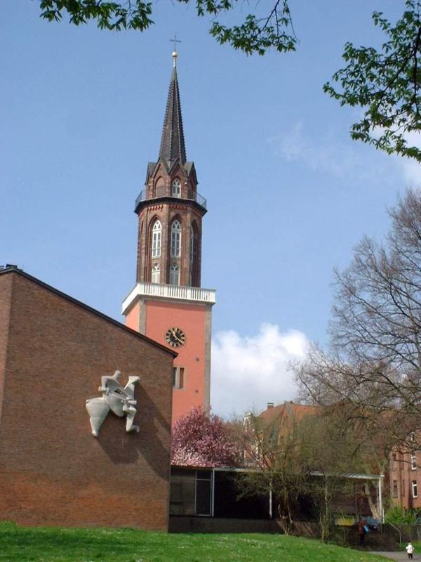 St. Martin an der Martinskirche