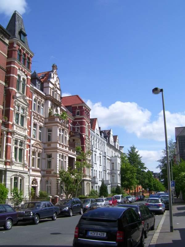 Die Gartenallee - Eine der begehrtesten Wohnlagen in Linden-Mitte