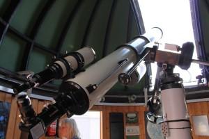 Sternwarte für kinder und teleskop show linden entdecken