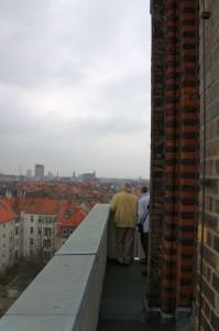 Ausblick vom Turm der Martinskirche