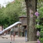 Spielplatz Pfarrlandplatz