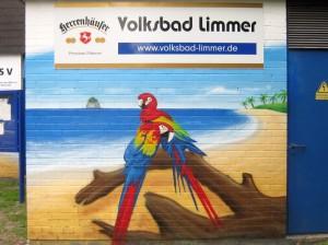 Volksbad Limmer Logo
