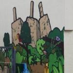 Wandbild