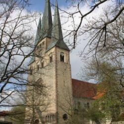 Bethlehemkirche, ein Wahrzeichen von Linden