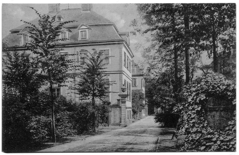 Von-Alten-Gartenn Schloss