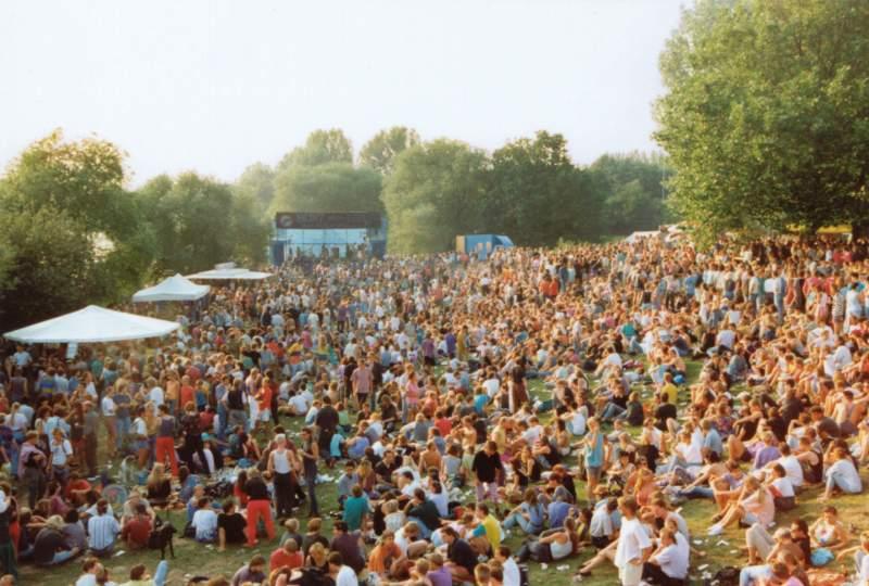 Fährmannsfest 1991
