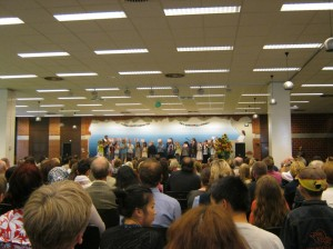 Großgruppenraum der Helene-Lange-Schule