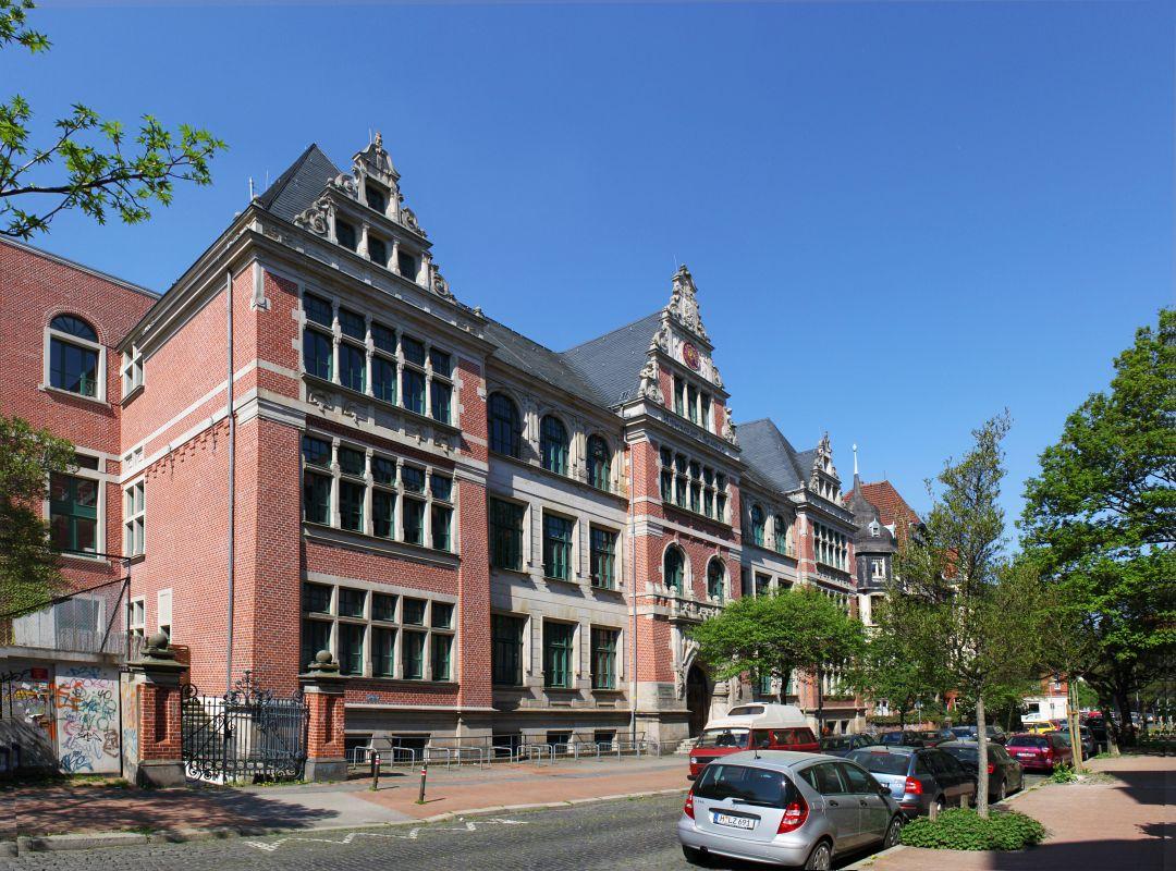 IGS Linden sek. II - ehem. Humboldtschule