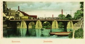 Ihmebrücke 1901