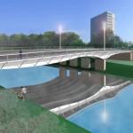Ihmebrücke Modell