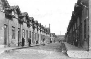Arbeitersiedlung Klein Rumänien