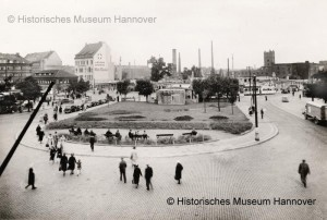 Küchengarten 1950 (© Hist. Museum Hannover)