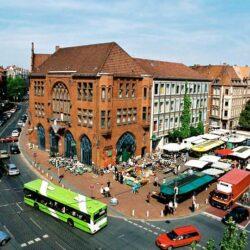 Wochenmarkt Linden: Lindener Marktplatz und Pfarrlandplatz