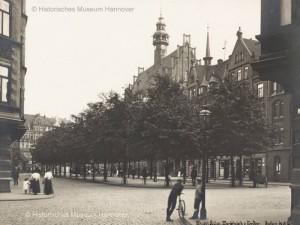 Lindener Marktplatz 1914