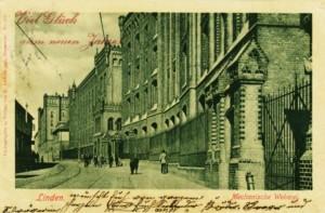 Blumenauer Straße 1901