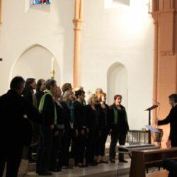 Katholische St. Benno Kirche in Hannover Linden-Nord