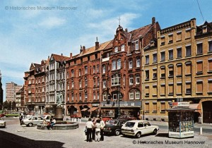 Postkartenansicht 1970
