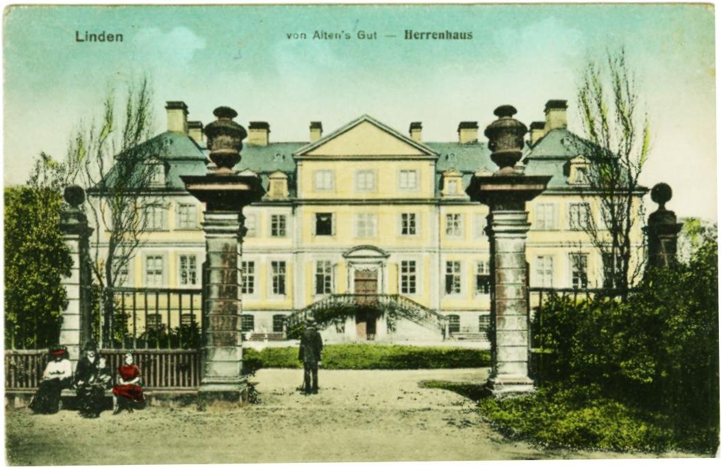 Herrenhaus im Von-Alten-Garten