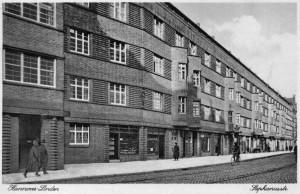 Stephanusstraße (Quelle: Nachlass Werner Krämer)