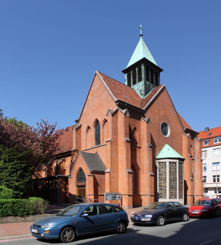 St. Godehard Kirche