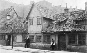 Weberstraße 25 und 26