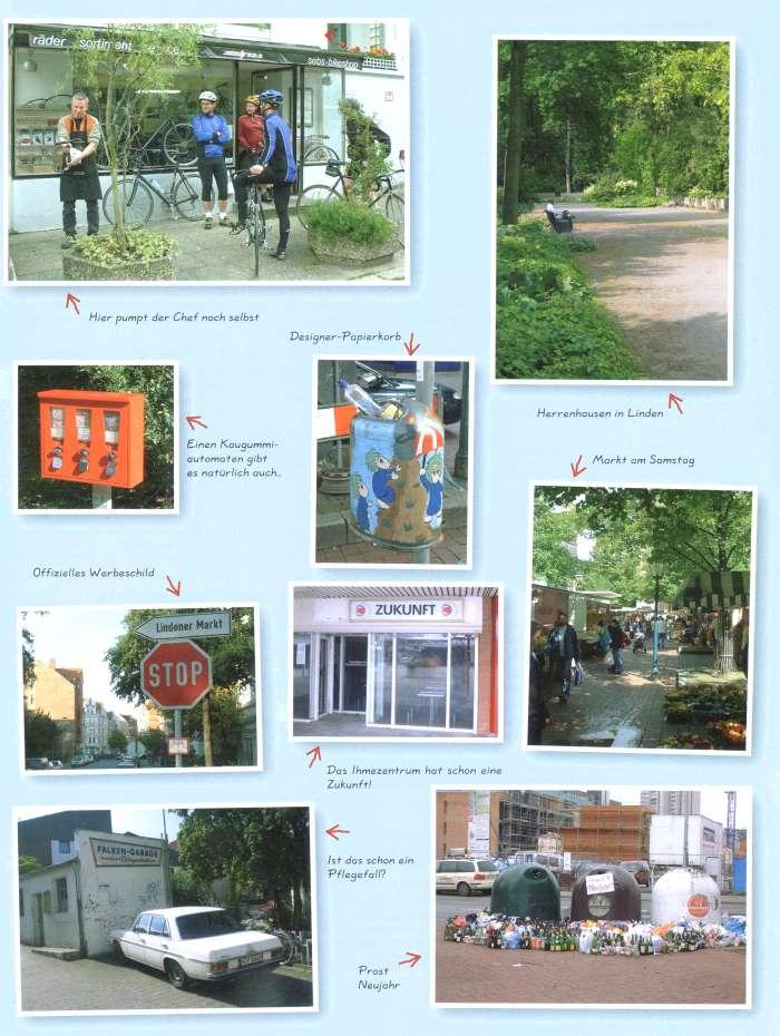 Mein Dorf: Linden-Mitte