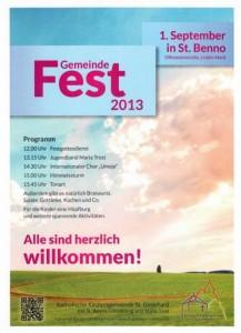 Gemeindefest St. Benno
