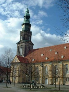 Neustädter Hof- und Stadtkirche St. Johannis
