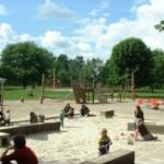 Spielplatz Schwanenburginsel