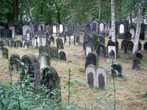 Jüdischer Friedhof An der Strangriede