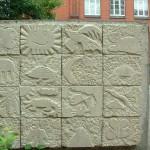 Wandrelief von Wolfgang Supper