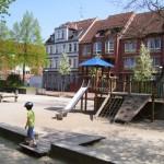 Franzplatz in Linden-Süd