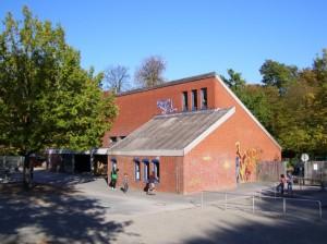 Spielpark Linden Gebäude