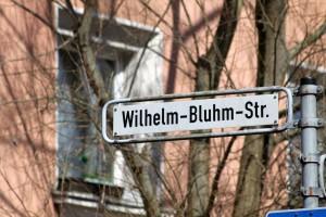 Unumstritten: Wilhelm Bluhm