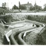 Baustelle Goetheplatz 1962