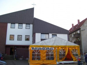 Gemeindehaus in der Hohestraße